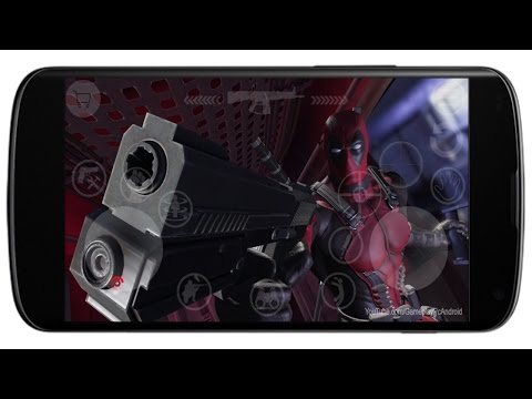 Deadpool Android Gameplay