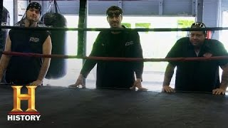 Counting Cars: Mike and Roli's Boxing Match | History