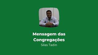 Culto online das Congregações | Mensagem 29/11/2020