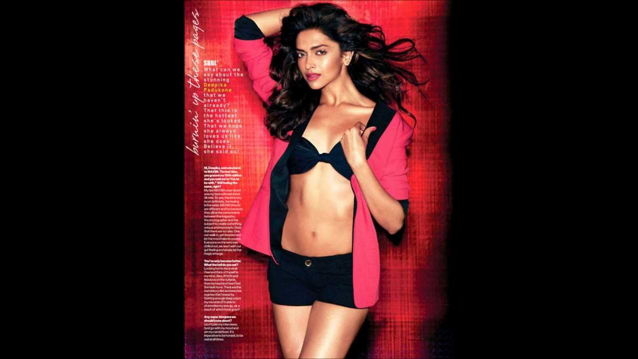 deepika padukone boobs show video and photo shoot naked - youtube