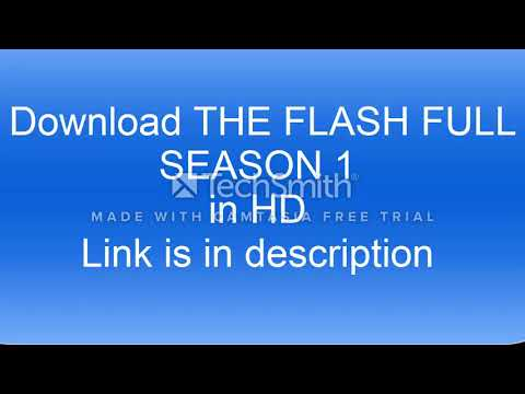 Download THE FLASH Season 1 All 23 Episodes