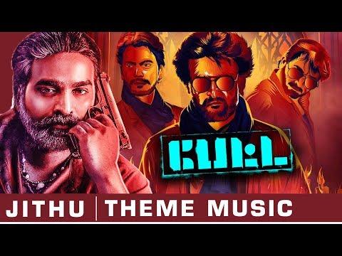 Petta Vijay Sethupathi's Jithu Theme Music | Anirudh | Rajinikanth | TK