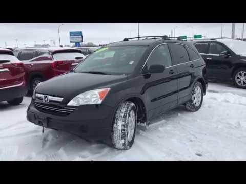 2007 Honda CRV EX Review