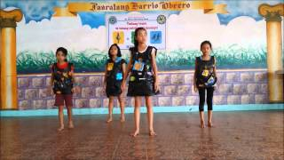 "INTERPRETATIVE DANCE ""Masdan Mo Ang Kapaligiran"" By Asin"