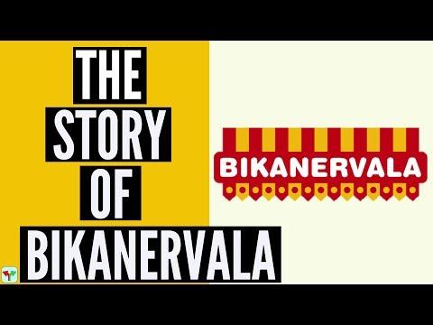 Success Story Of Bikanervala By Storyrides