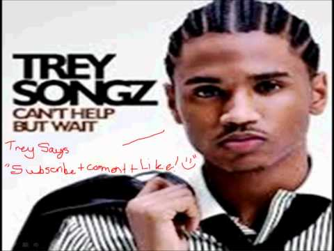 Trey Songz- Cant help but wait Lyrics!