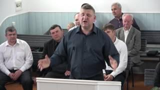 Хонін Володя - проповідь 21 травня 2017