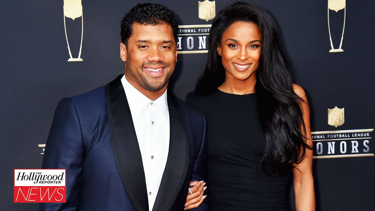 Russell Wilson & Ciara Ink First Look Deal With Amazon I THR News