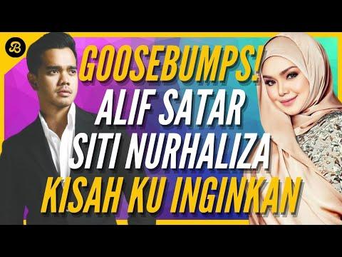Goosebumps! Merinding Dengar Siti Nurhaliza & Aliff Satar Duet Lagu KISAH KU INGINKAN