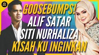 Gambar cover Goosebumps! Merinding Dengar Siti Nurhaliza & Aliff Satar Duet Lagu KISAH KU INGINKAN