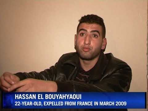 No home from home, Moroccans expelled from France
