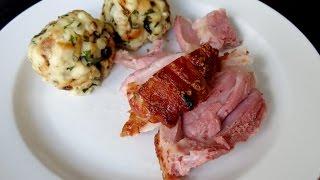 Kerstins Heiße Küche - Stelze  Mit Semmelknödel / Eisbein / Schweinshaxe (rezept)