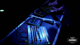 Roland AIRA Performance with David Ahlund
