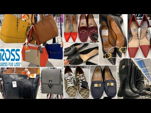 ROSS Handbags & Shoes For Less | Shop With Me 2020