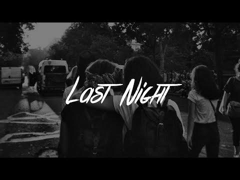 GRAACE - Last Night (Lyrics)