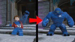 LEGO Marvel Superheroes 2 - All Character Transformations