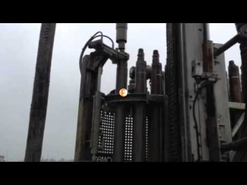 New Geocore geothermal drilling rig