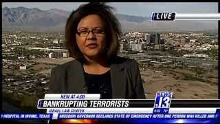 Israel-based group using the courts to weaken terrorist groups (CBS Affiliate)