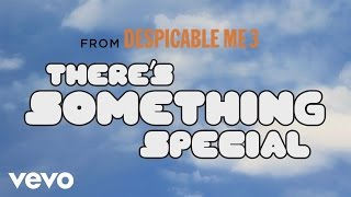 Watch music video: Pharrell Williams - There's Something Special