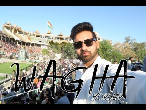 PAK-INDIA WAGHA BORDER | PAKISTAN VLOG