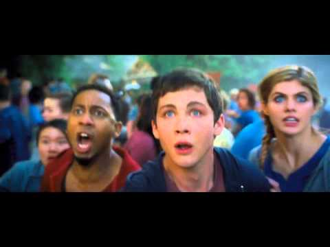 PERCY JACKSON  SEA OF MONSTERS   Official TV Spot #1 2013) [HD]