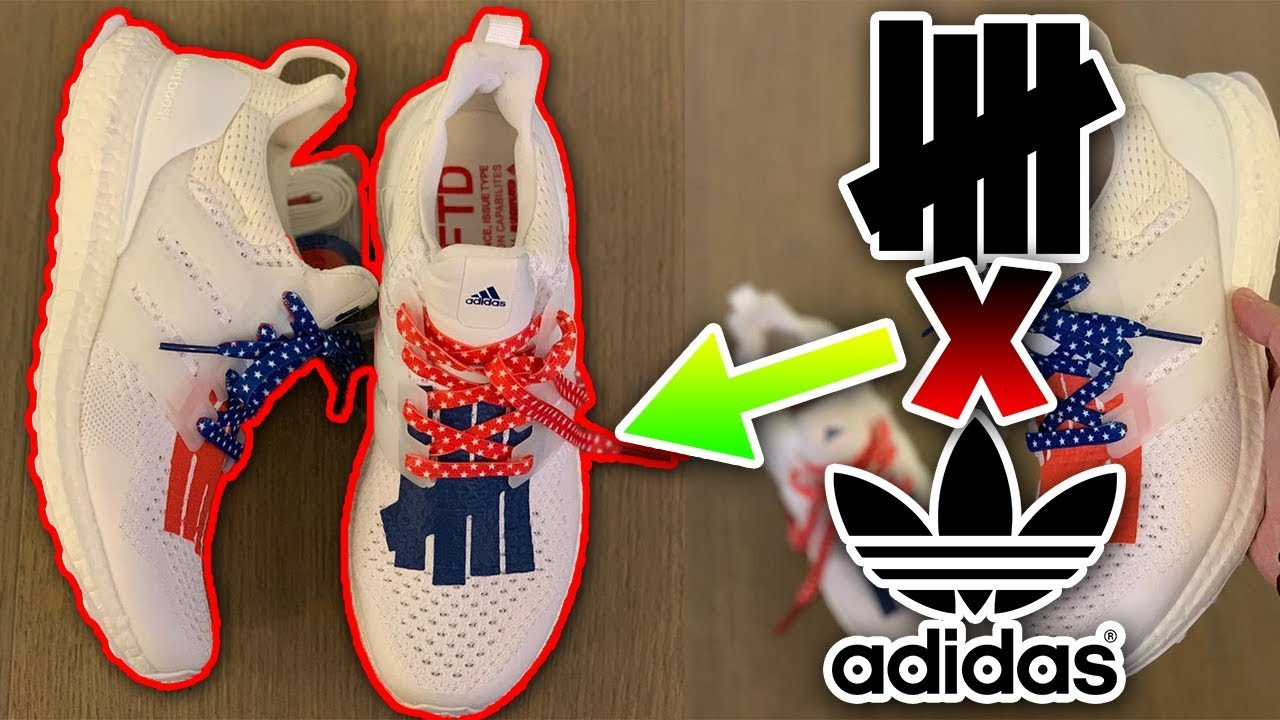fa6356377  FIRST LOOK  UNDEFEATED X ADIDAS ULTRA BOOST 2019 RELEASE INFORMATION! (  INSANE MUST COP )