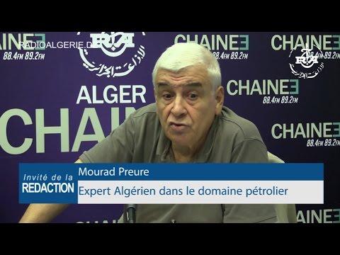 Mourad Preure Expert Algérien dans le domaine pétrolier
