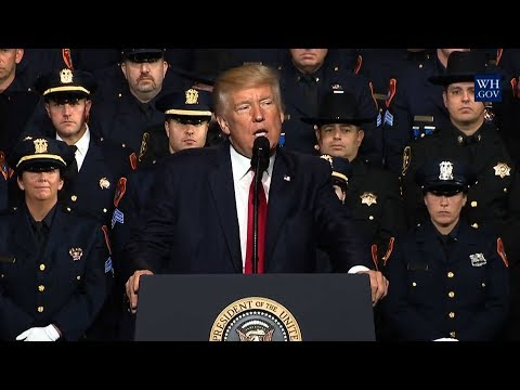 """Retired Police Detective: Trump's Comments Endorsing Police Brutality are """"Treasonous"""""""