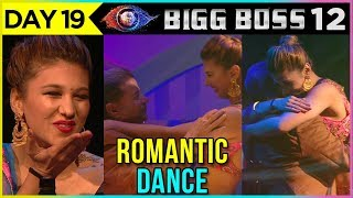 Anup Jalota And Jasleen Matharu Romantic Dance | Diner Date | Bigg Boss 12 Episode 19 Update