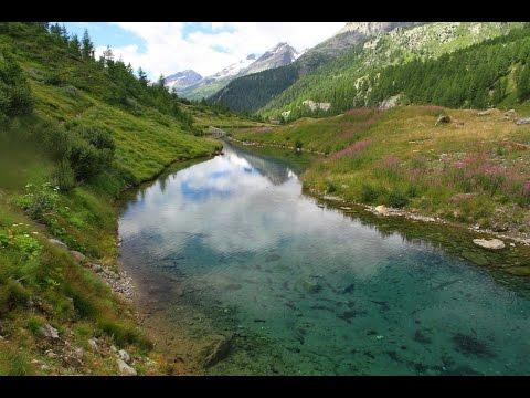 Switzerland: Fafleralp, Grundsee,