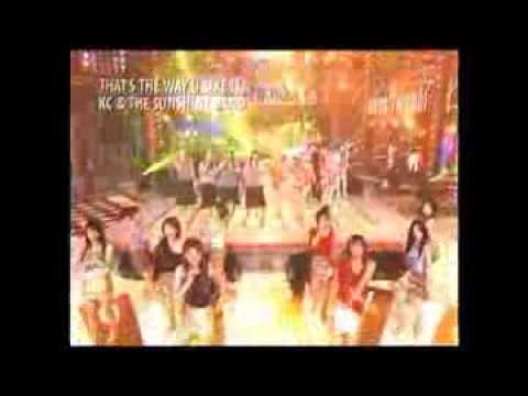 最高!ブギウギナイト - THAT'S THE WAY (I LIKE IT) - YouTube