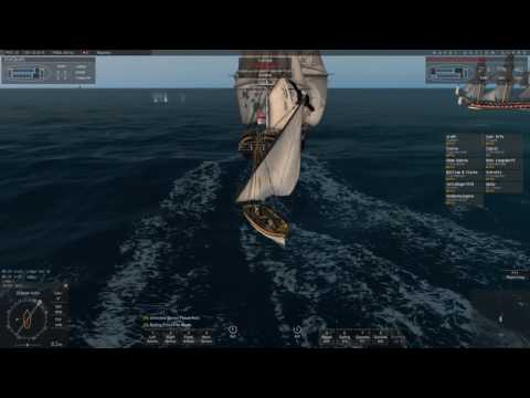 Naval Action: What happens to Pirates? Gun Boat Fleet Leader