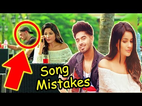 (7 Mistakes) Pyar Song and (2 Mistakes) Kahani Ghar Ghar Di Song | Song Mistakes