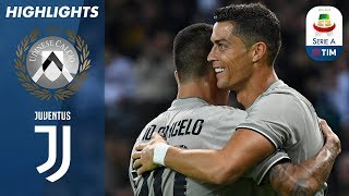 Udinese 0 2 Juventus | Ronaldo Scores Again As Juve Secure Away Win! | Serie A