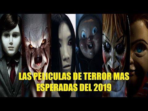 Las Películas de Terror Mas Esperadas del 2019