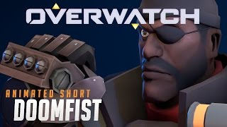 "Overwatch Animated Short | ""Doomfist"""