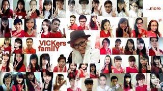 MỘT NHÀ - Love Story 2 - Vickers & Vicky