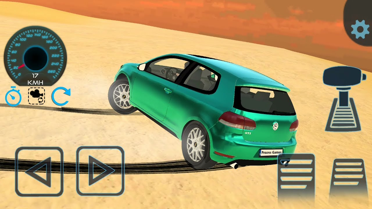 Extreme Drift Simulator Android Gameplay Hd European Sports