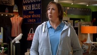 Tight Pants in a Public Place - Miranda - Series 3 Episode 3 - BBC One