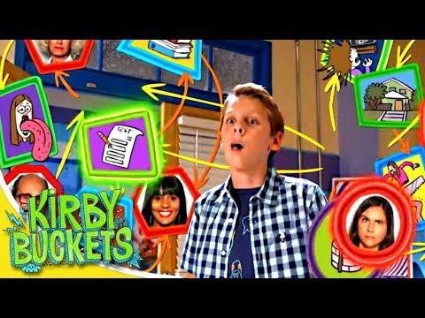 Кирби Бакетс - Серия 19 - Мама-учитель | подростковый сериал Disney