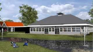 Presentatie Zwembad DroomPark Bad Hoophuizen