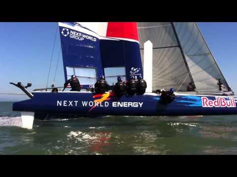 Next World Energy - Downwind Training