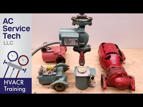 Top 10 Circulator Pump Problems Found On Boilers!