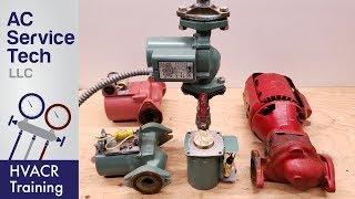 Top 10 Circulator Pump Problems Found on Boilers!