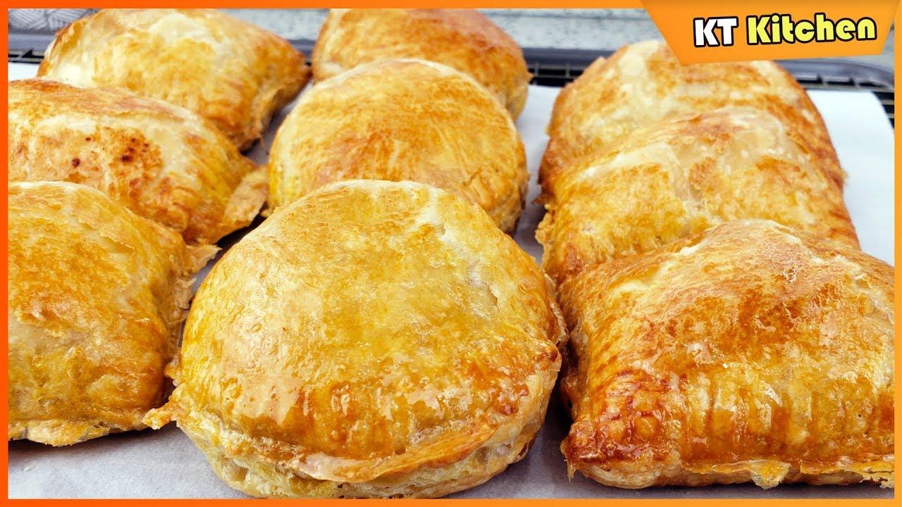 Cách Làm Bánh PATE CHAUD Cấp Tốc Thơm Ngon Nhanh Gọn Dễ Thành Công Nhất - PATE CHAUD RECIPE