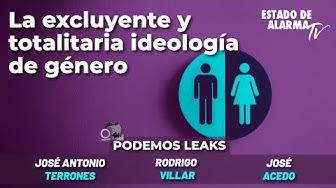 Image del Video: Podemos Leaks: La excluyente y totalitaria ideología de género; con Rodrigo Villar