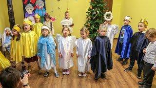 Występ artystyczny przedszkolaków w Kultowni
