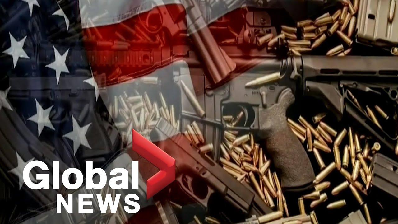 U.S. gun sales soar amid pandemic, protests
