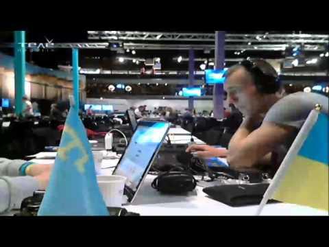 Eurovison 2016. Online from press centre 07/05/2016
