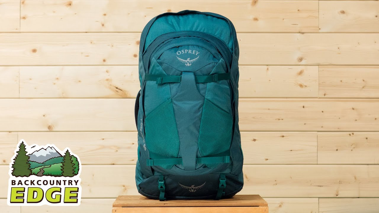 osprey fairview 55 womens travel pack